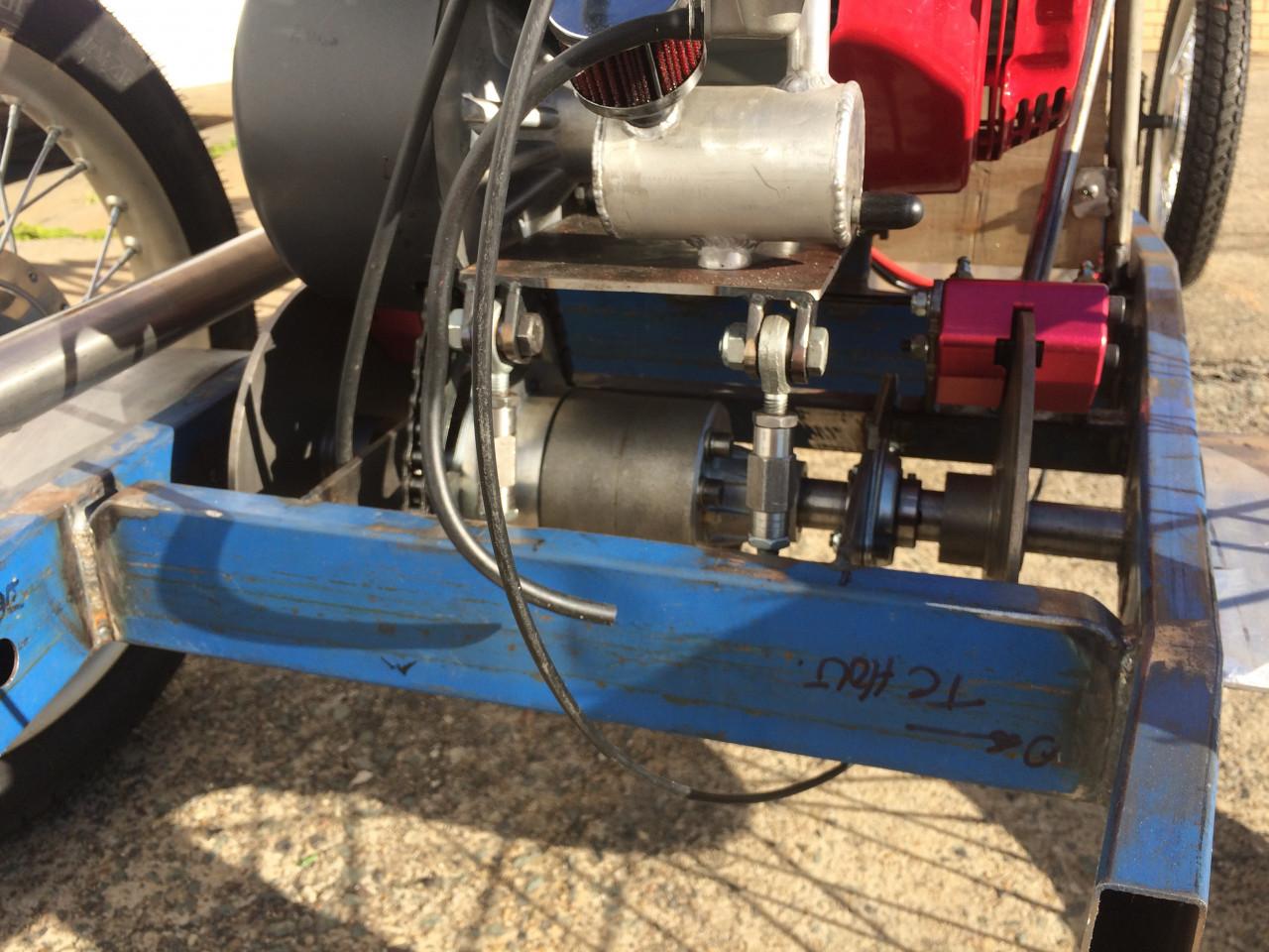 CK Engine mount adjusters