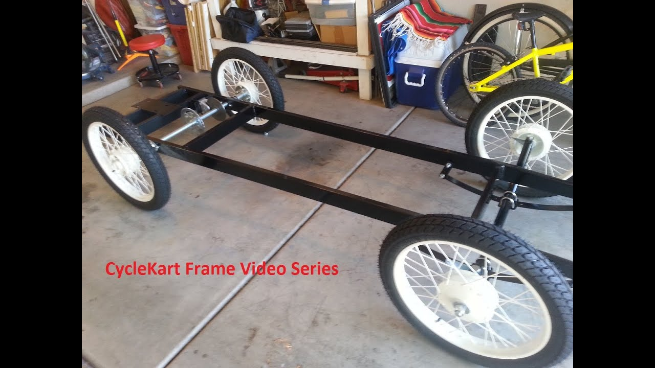 CycleKart Frame Video 1